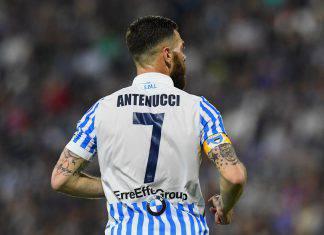Calciomercato, duello Benevento-Bari per Antenucci della Spa