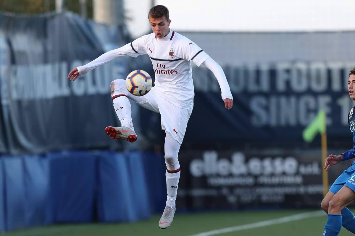calciomercato Crotone Maldini Capanni Milan