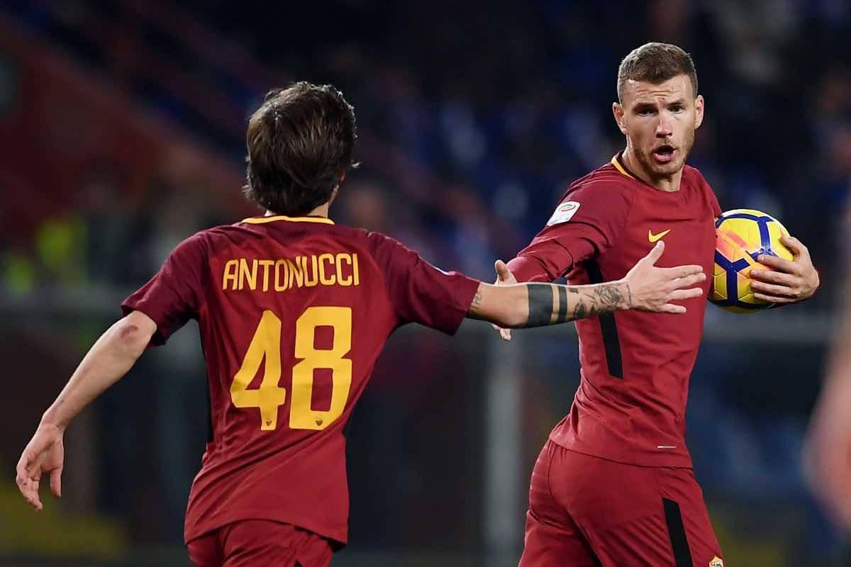 calciomercato Serie B Antonucci Roma