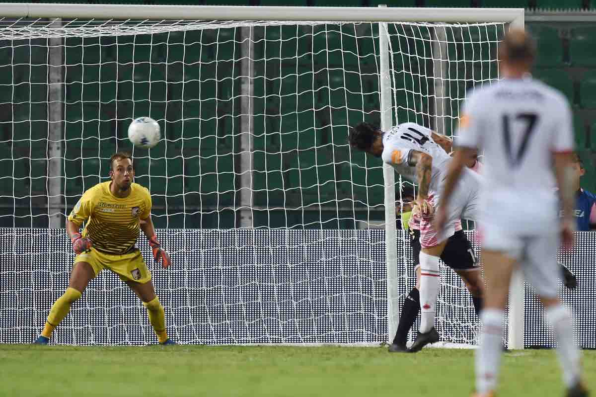 amichevoli Serie B Napoli Cremonese Lazio Virtus Entella
