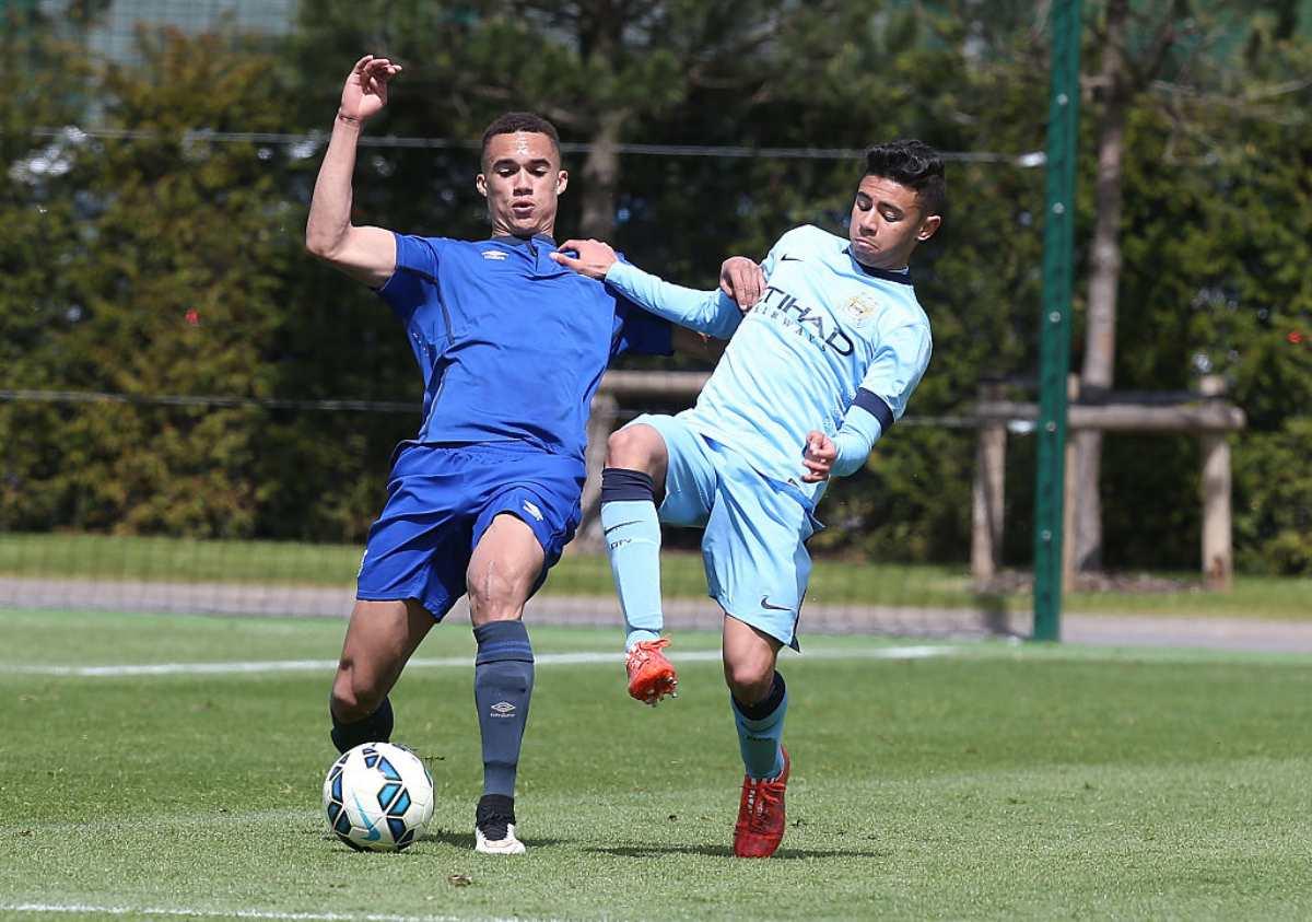 Perugia Fernandes Manchester City