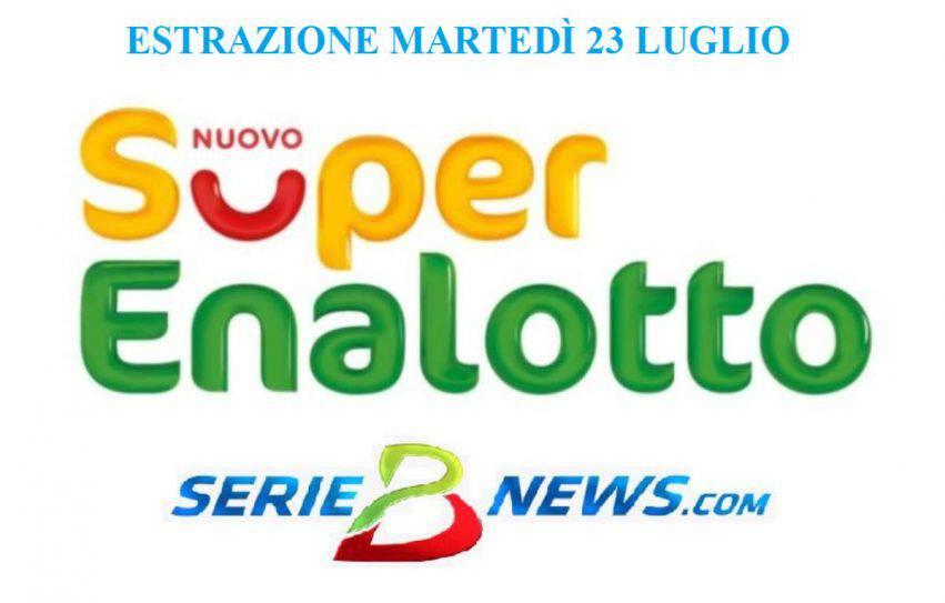 SuperEnalotto Lotto jackpot