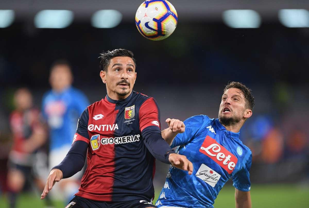 Calciomercato Verona Gunter Genoa