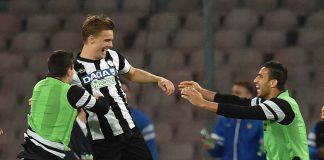 Calciomercato Ingelsson Udinese