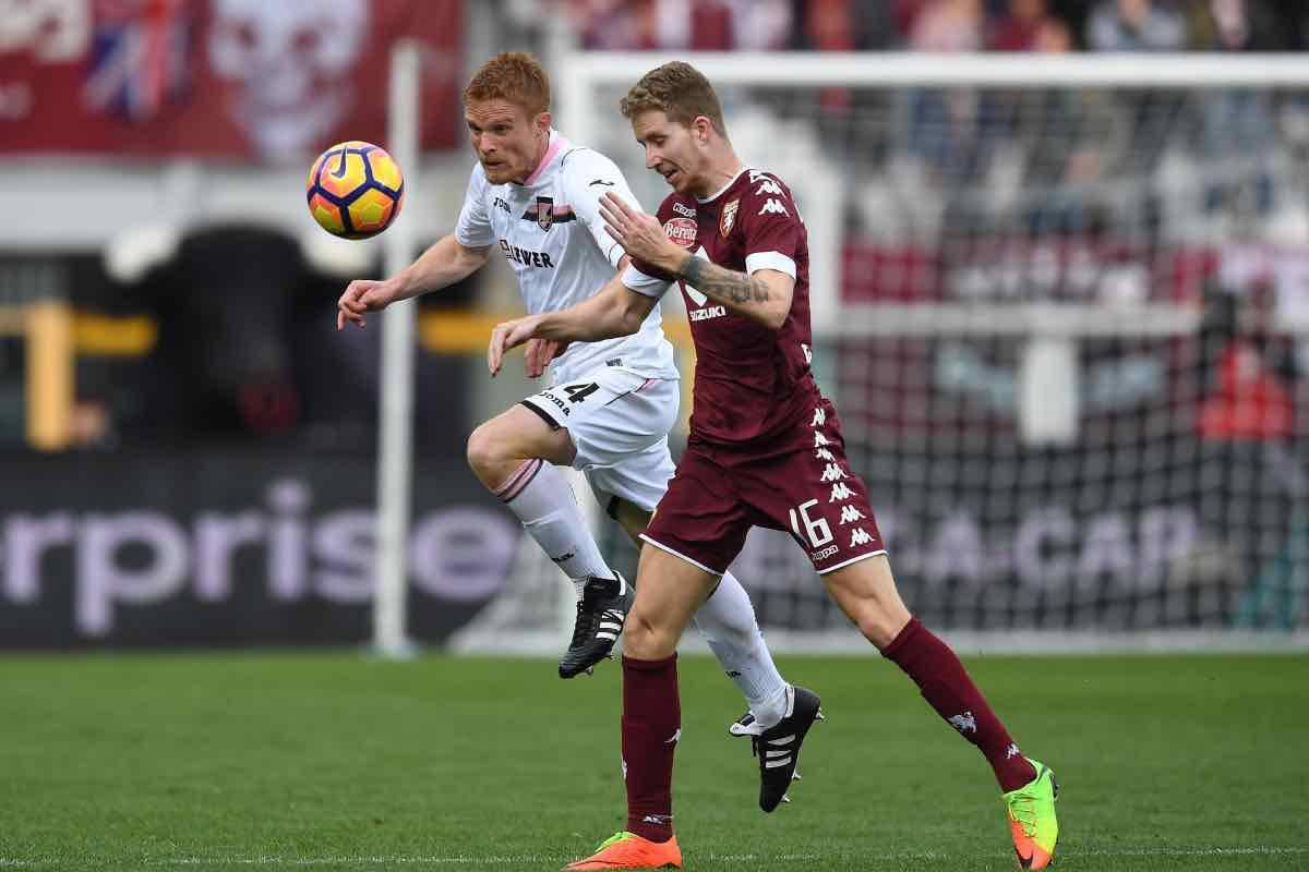 calciomercato Verona Gustafson Bessa Torino