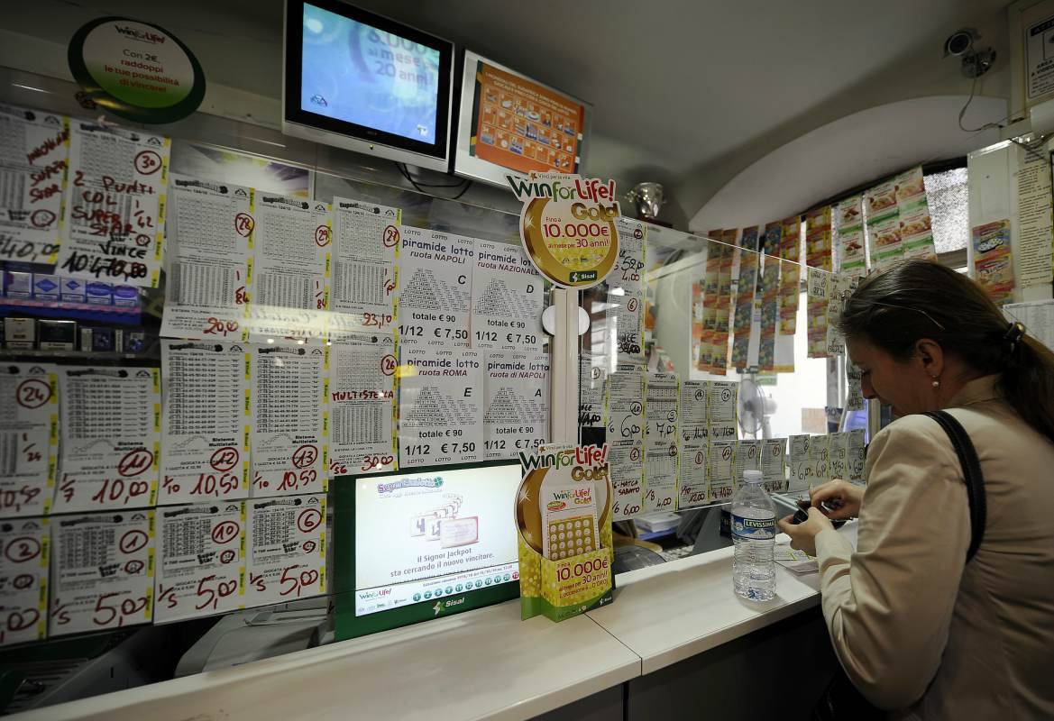 jackpot SuperEnalotto Lotto 10eLotto