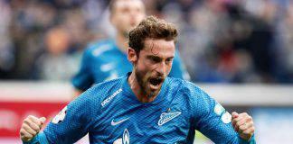Claudio Marchisio Zenit Brescia