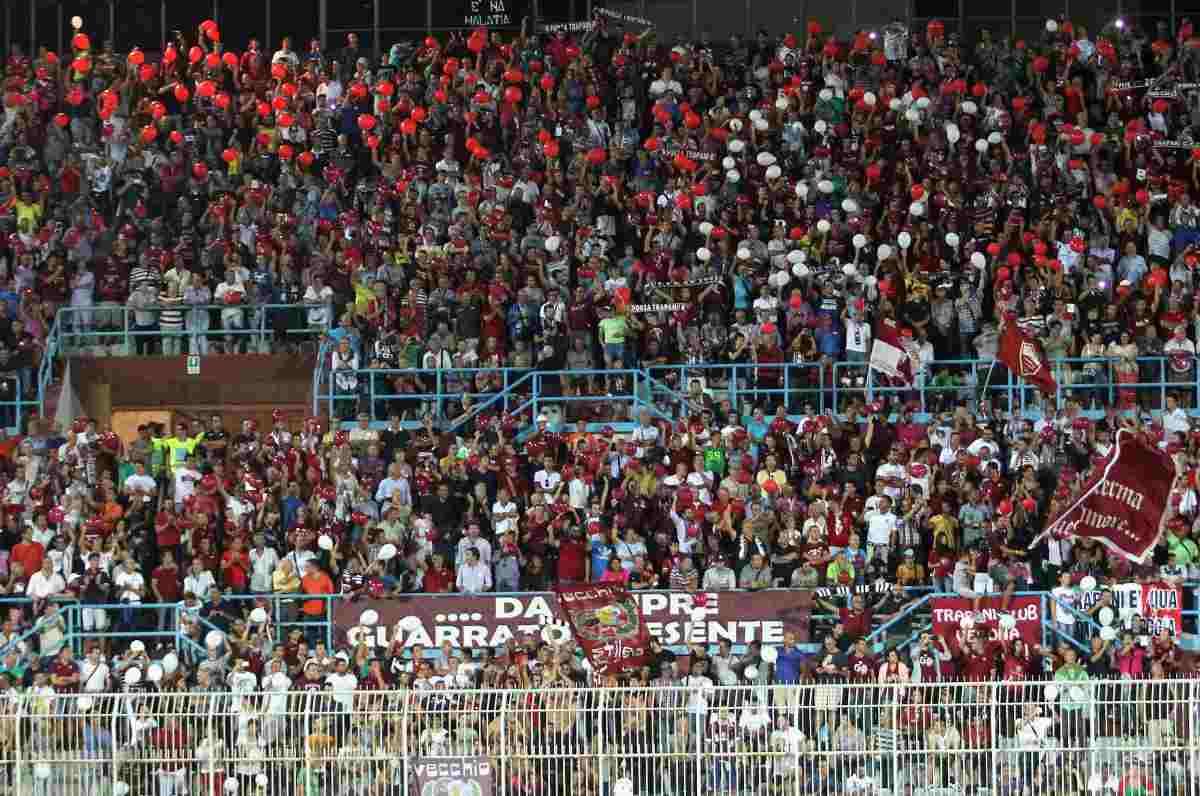 Calciomercato Trapani Moussa Sow Lille Serie B