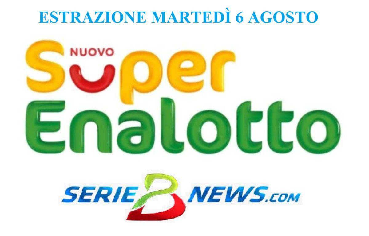 jackpot SuperEnalotto Lotto 10eLotto