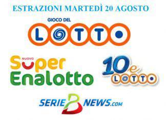 Jackpot Lotto, SuperEnalotto, 10eLotto