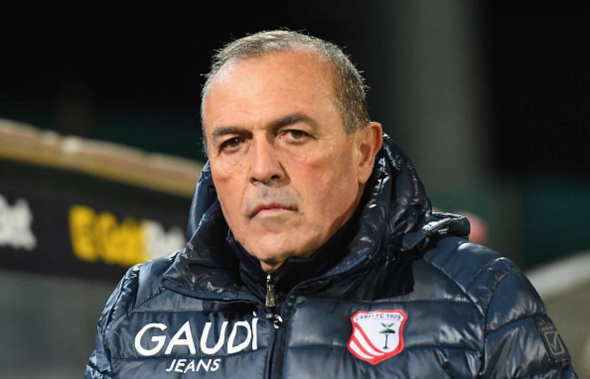 Fabrizio Castori (Getty Images)