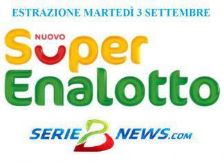 Estrazione Lotto, SuperEnalotto, 10eLotto settembre