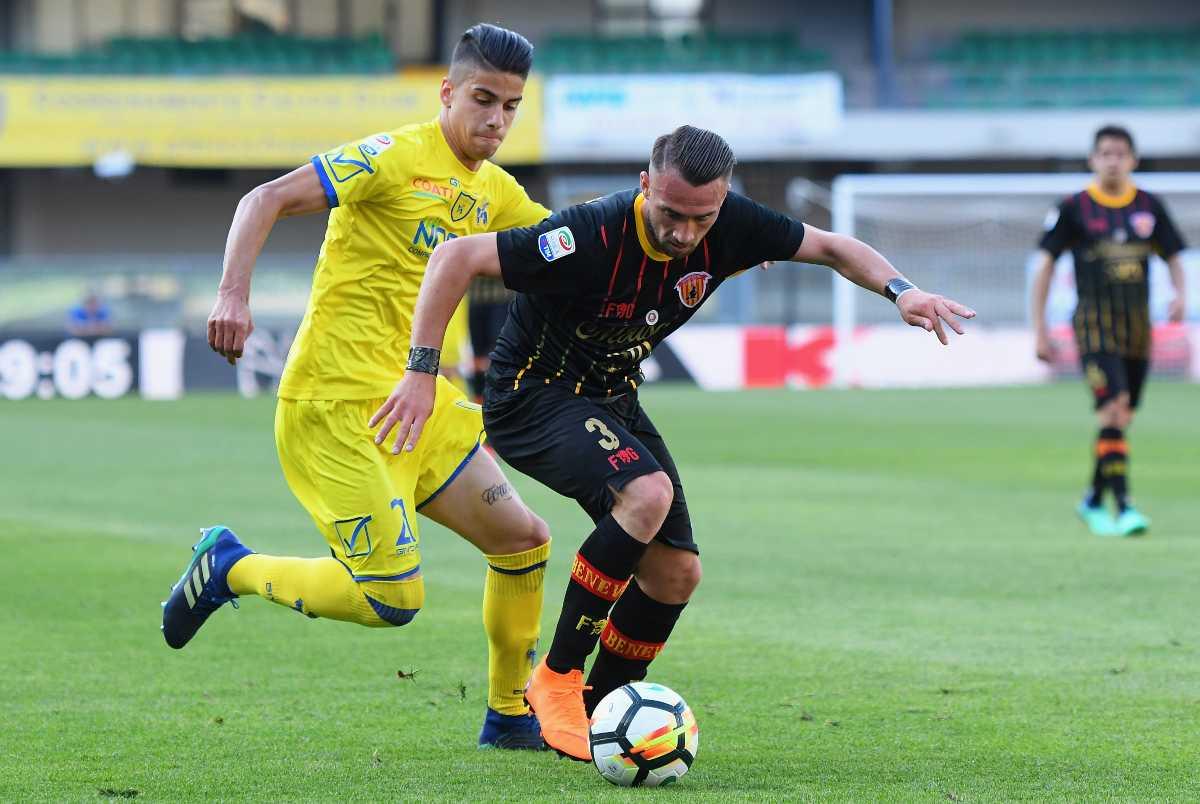 Calciomercato Benevento Letizia