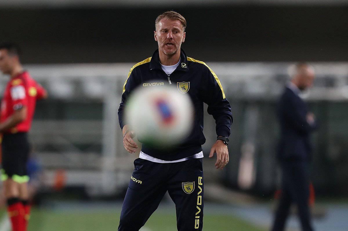 Michele Marcolini allenatore Chievo Verona
