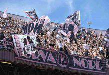 Palermo tifosi