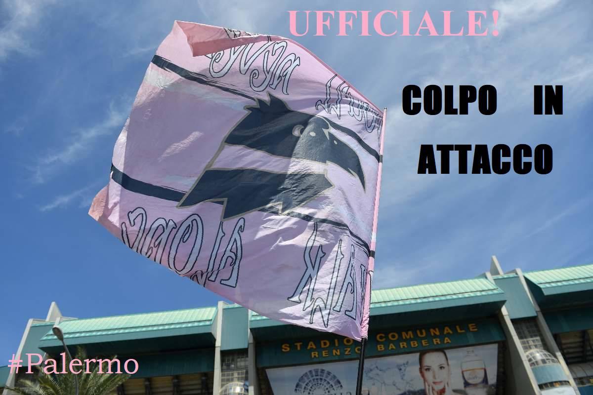 Calciomercato Palermo Sforzini