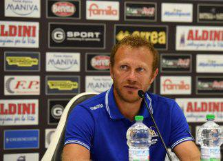 Roberto Breda allenatore Livorno