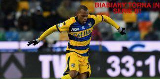 Biabiany torna in serie B: è sfida a 4