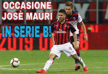 Occasione Jose Mauri: in Serie B!