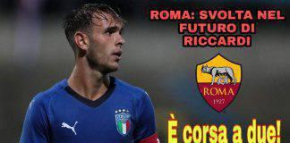 Roma: svolta nel futuro di Riccardi, è corsa a due