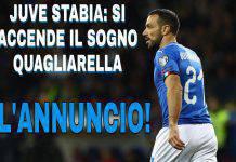 Calciomercato Juve Stabia, Quagliarella: l'annuncio del club che fa sognare i tifosi