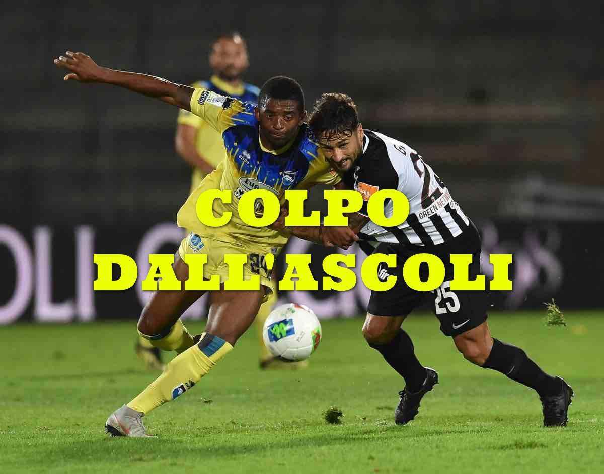 calciomercato Trapani Gerbo Ascoli