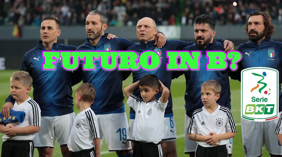 Calciomercato Serie B Cannavaro