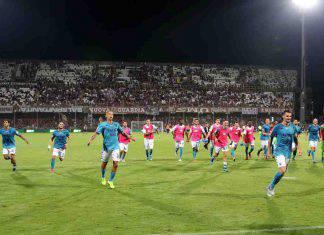 Serie B Benevento Perugia