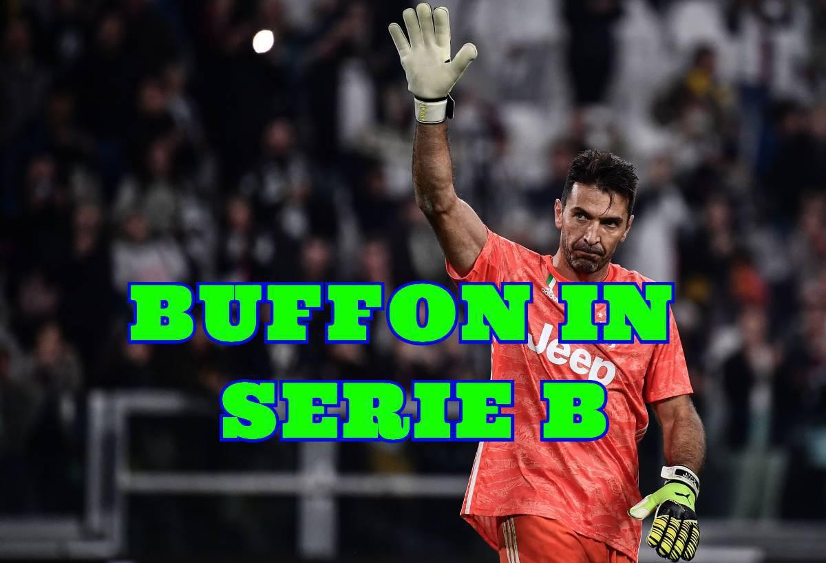 Buffon Serie B Juventus Carrarese