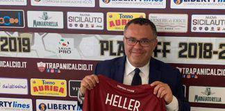 Heller presidente Trapani