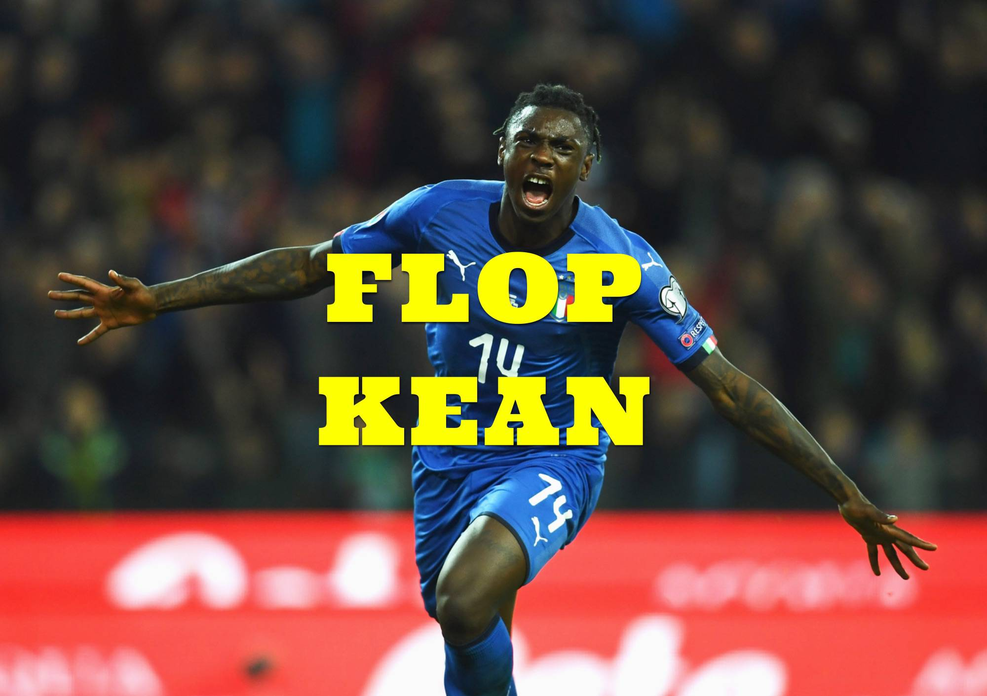 calciomercato Kean Everton Under 21