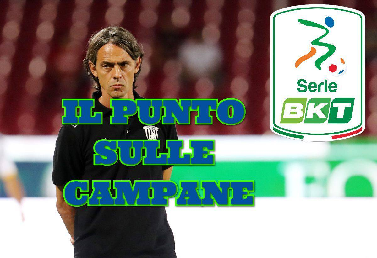 Serie B Benevento Juve Stabia