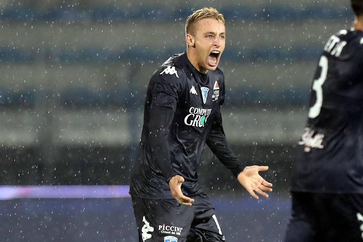 Frattesi Empoli Serie A Roma