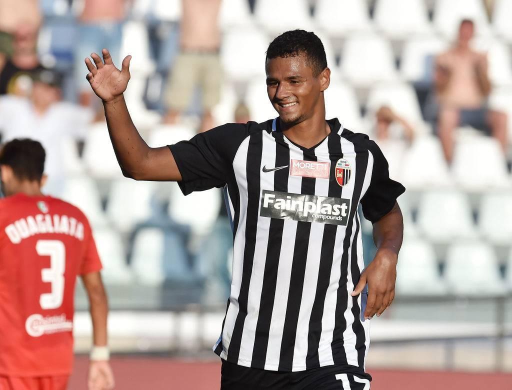 Alessio Da Cruz, Bad Boy Serie B Parma Serie A