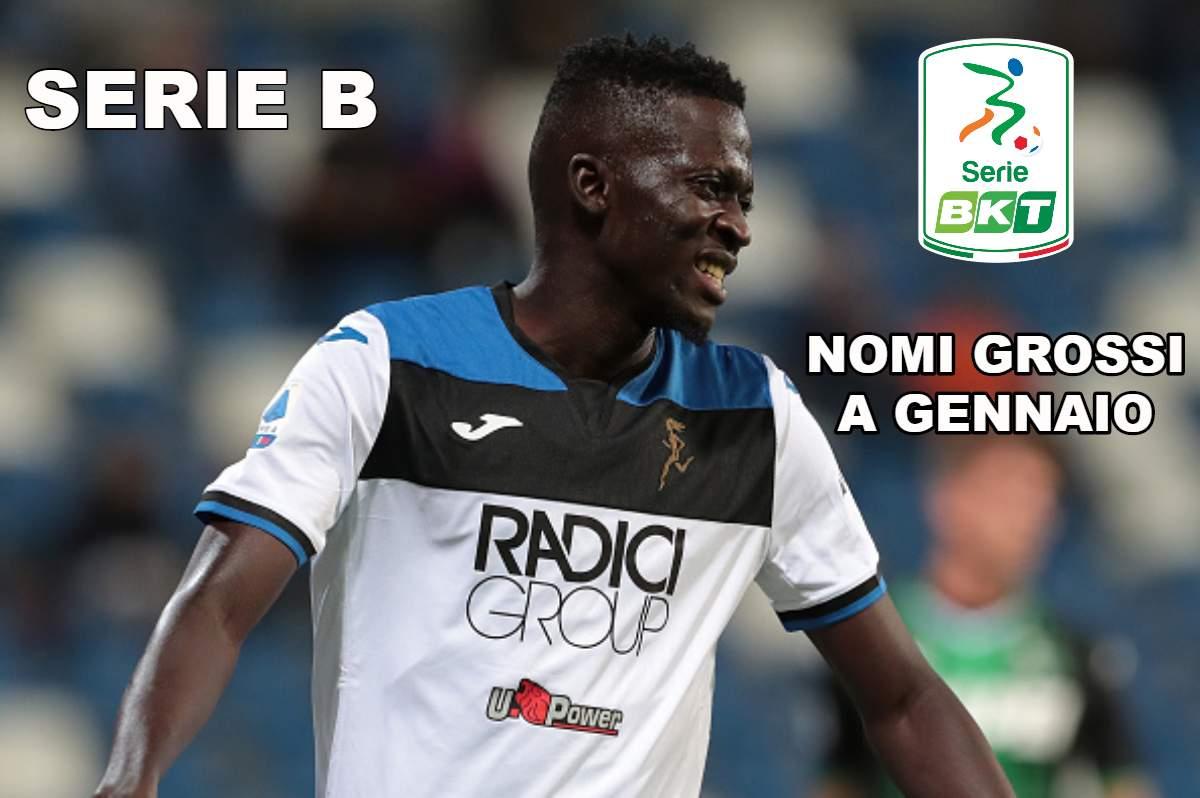 Serie B, nomi grossi a gennaio