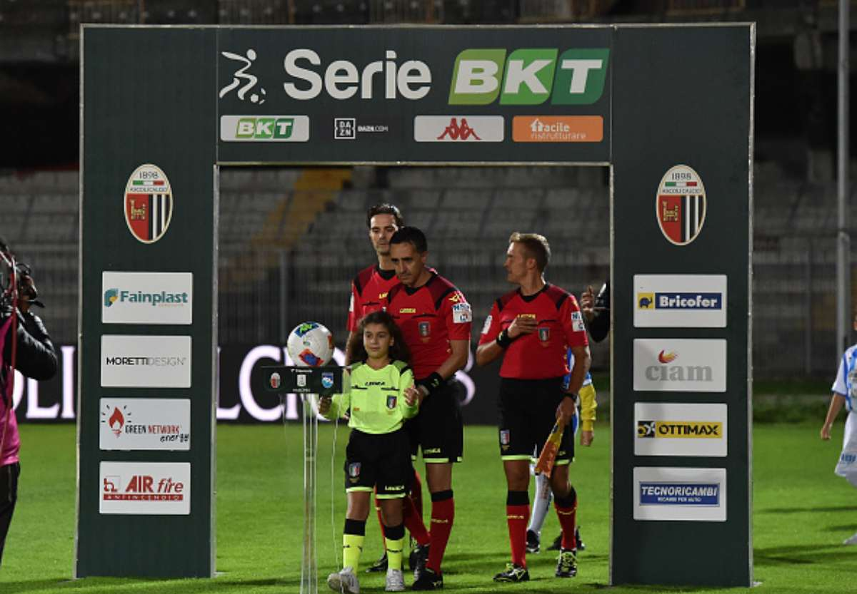 Serie B Integrity tour