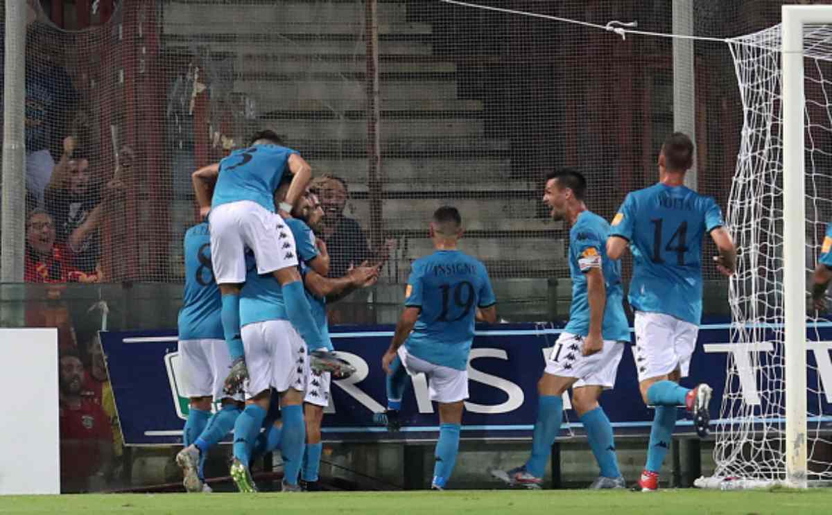 Benevento Volta