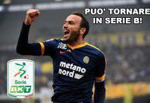 Verona Pazzini, può tornare in Serie B!