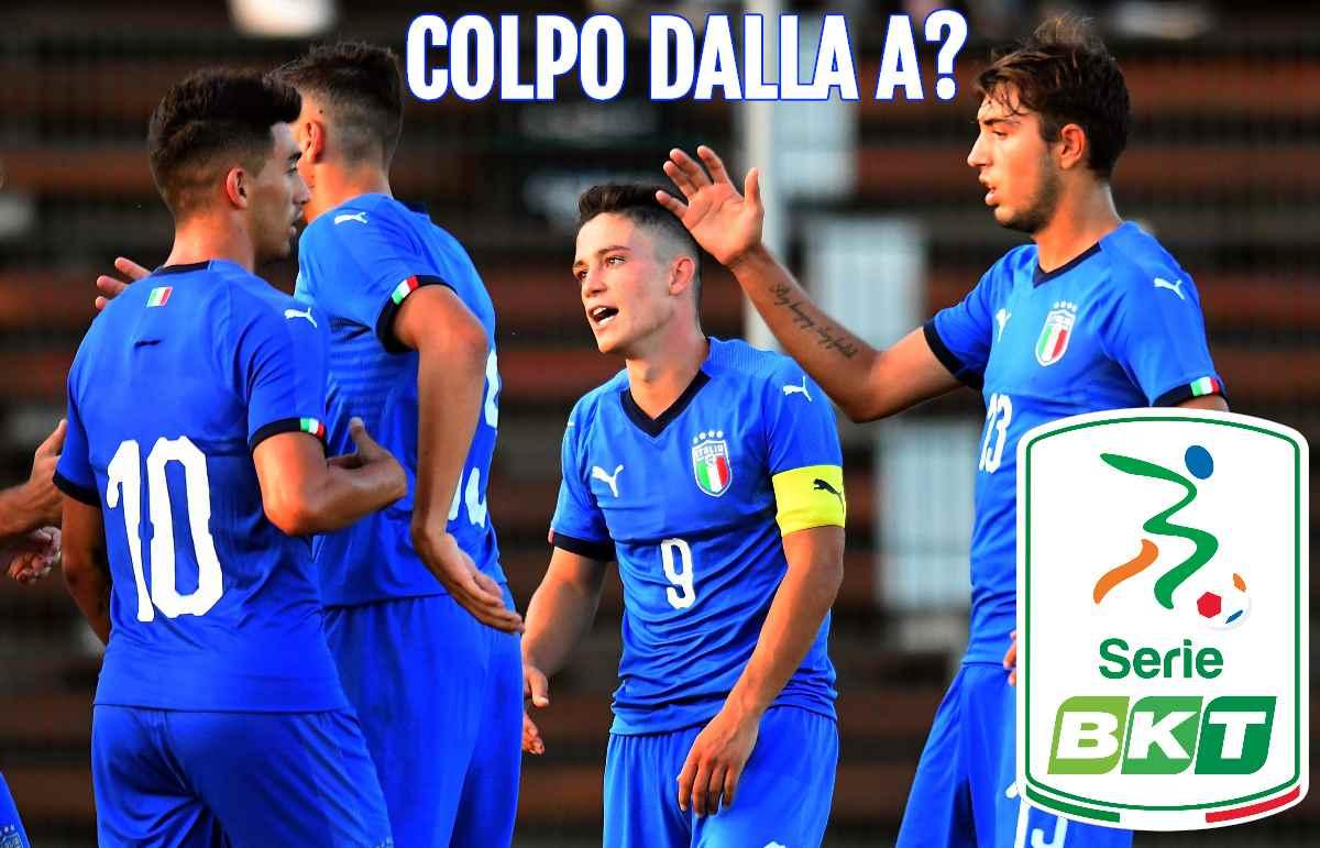 Calciomercato Serie B Raspadori