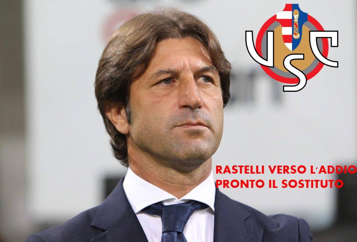 Massimo Rastelli verso l'addio: pronto Baroni