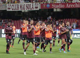 Salernitana prossimo turno Serie B