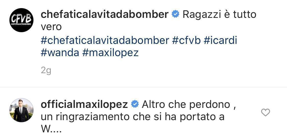 Maxi Lopez Instagram Icardi Wanda