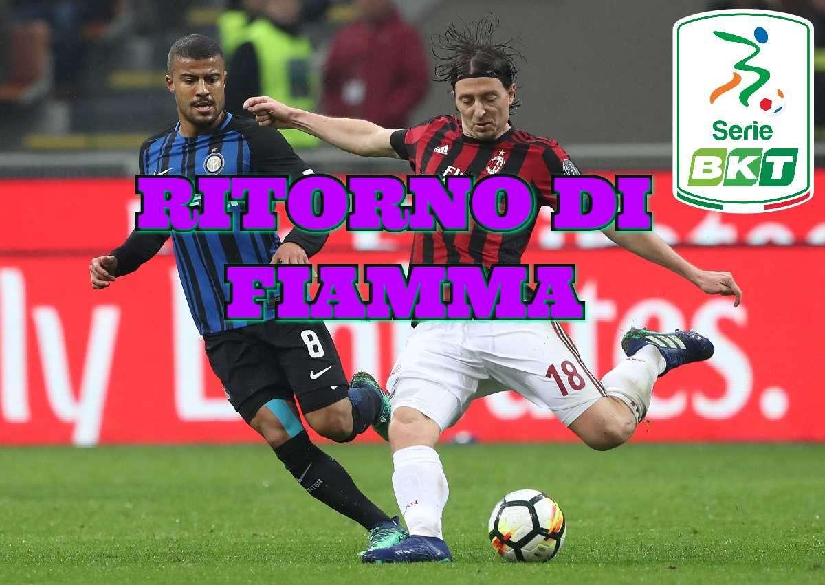 Calciomercato Serie B Montolivo