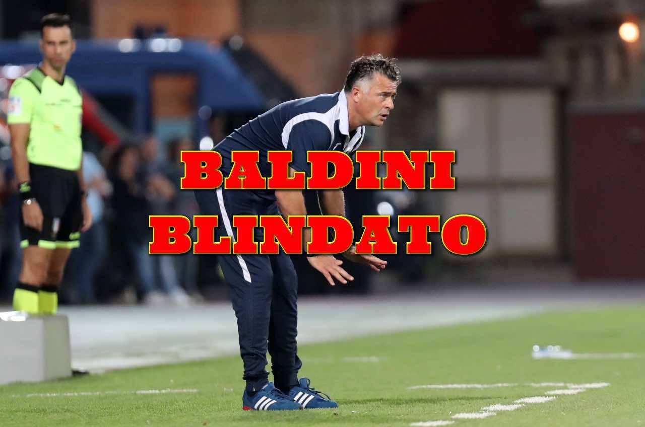 calciomercato Trapani Nember Baldini
