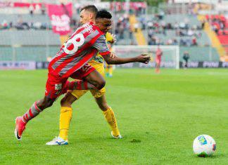 Infortunio Kingsley Cremonese Livorno