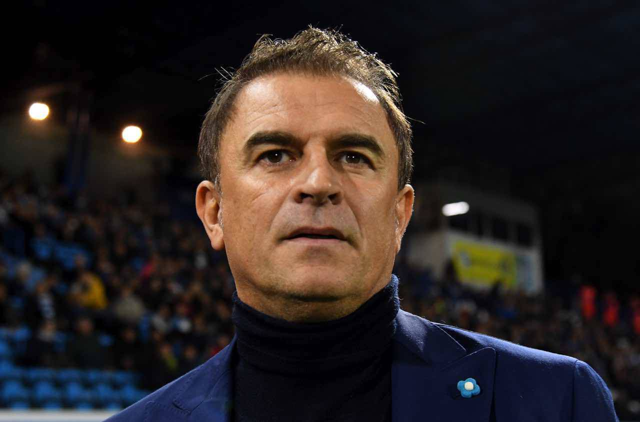 Salernitana Maistro Lazio