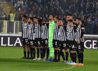 Padoin Ascoli Cosenza Serie B