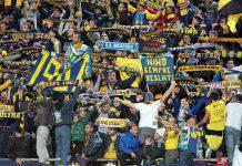 Juve Stabia comunicato esclusione Serie B