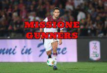Calciomercato Salernitana Kiyine Arsenal Lazio