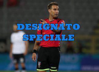 Serie B giornata 13, designazioni arbitrali: big match a Fourneau